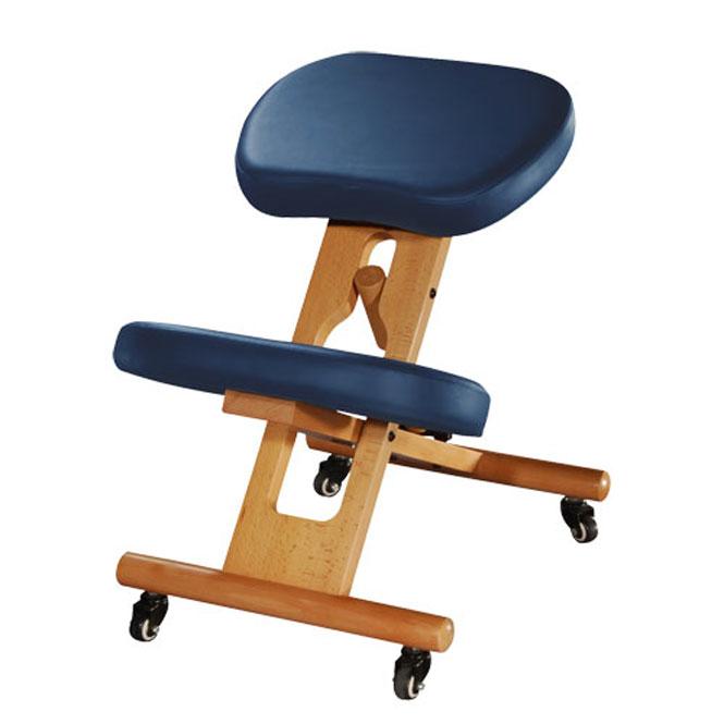 Sedia ergonomica in legno taolettinimassaggio for Sedia ergonomica