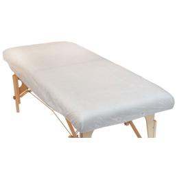 Lenzuolini monouso per lettini massaggio in tnt