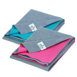 Tappetino-asciugamano TPE e microfibra