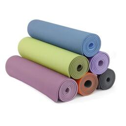Lotus 6mm yogamat colori