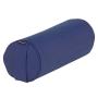 Cuscino yoga bolster 'neckroll' sfoderabile blu
