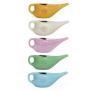Neti-lota per lavaggi nasali ayurveda in ceramica con disegno mandala vari colori