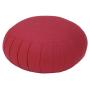 cuscino da meditazione zafu