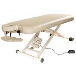 lettino da massaggio altezza regolabile elettricamente