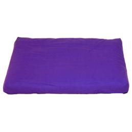 zabuton materassino viola