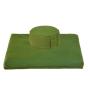 Set meditazione Cuscino Rondo e zabuton