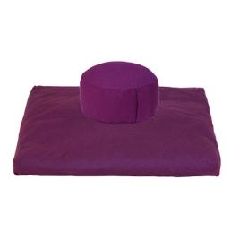 Set da meditazione con cuscino Rondo e Zabuton