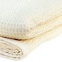 coperta in cotone dettaglio