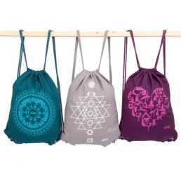 zainetto yoga cotone