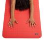 Tappetino yoga ecopro in pratica