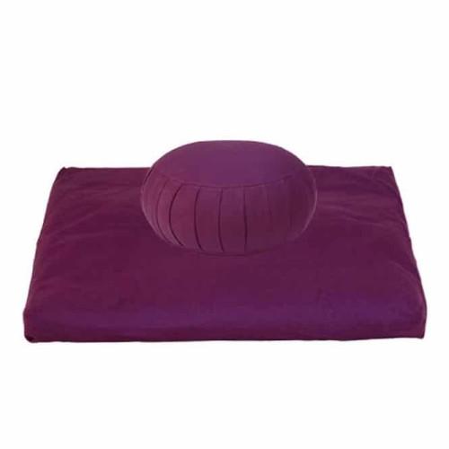 set meditazione con zafu