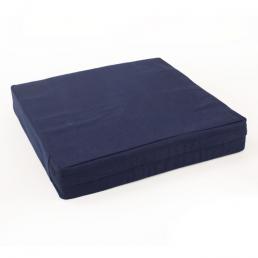 Cuscino da meditazione quadrato in fibra cocco sfoderabile