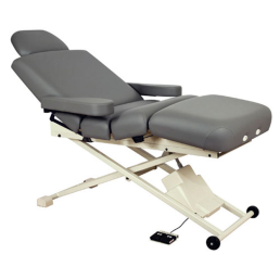 Lettino massaggio PROLUXE Oakworks Lift-assist salon-top