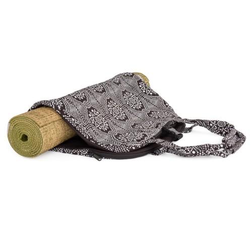 yogabag cotone Bandhani