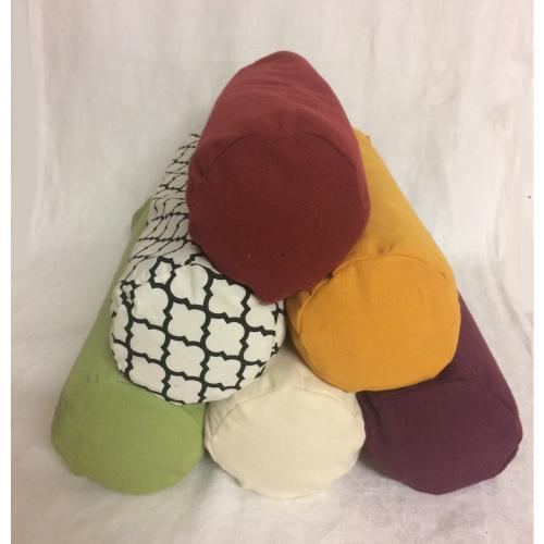 mini bolster cuscino per collo o supporto