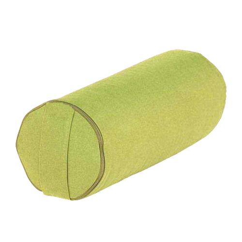 bolster neckroll verde pistacchio