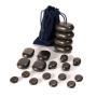 Hot stones kit 20 pietre