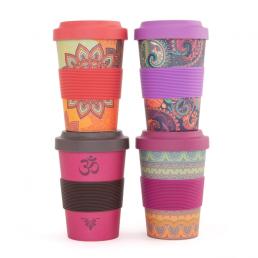 Belle yogi-cup in bambù