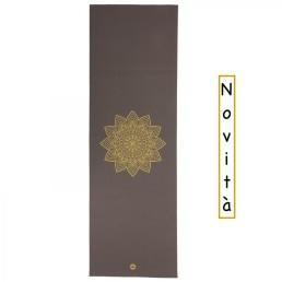 Tappetino yoga 4,5mm stampa mandala