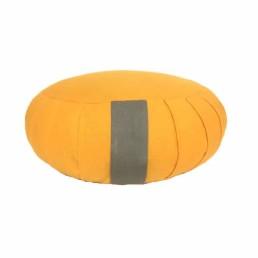cuscino zafu giallo/famgo