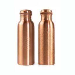 bottiglia rame due tipi