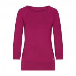 Easywear maglia color prugna
