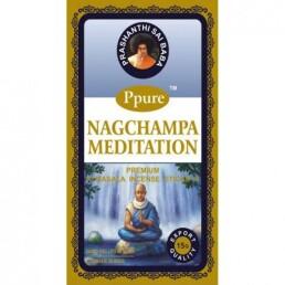 incenso nagchampa meditazione