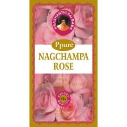 incenso nag-champa rosa