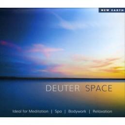 CD musica relax space deuter